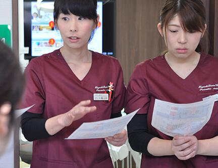 歯科助手兼受付